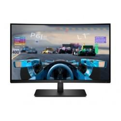 HP 27inch Full HD Curved Gaming Monitor - 1AT01AA
