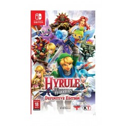 Hyrule Warriors Definitive Edition: Nintendo Switch Game