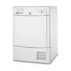 Indesit 8kg Condenser Dryer - White