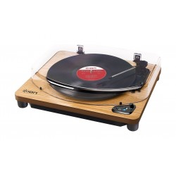 Ion Audio Air LP Wood Turntable