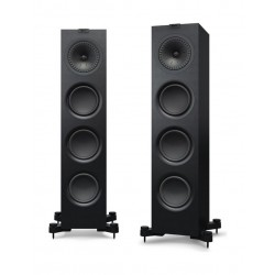 KEF Q750 Floorstanding Speaker - Black