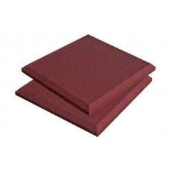 Kustom Acoustics Small Acoustic Panel - Red
