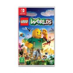 Lego Worlds: Nintendo Switch Game