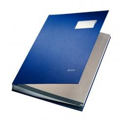 ملف ليتز عالي الجودة للعقود - أزرق