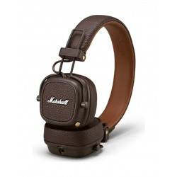 Marshall Major III Wireless Bluetooth On-Ear Headphones - Brown