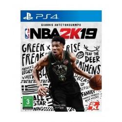 NBA 2K19: PlayStation 4 Game