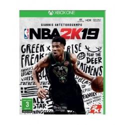 NBA 2K19: Xbox One Game
