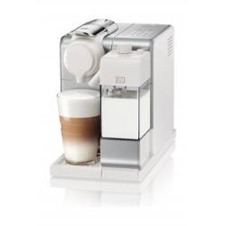 ماكينة صنع القهوة التي تعمل باللمس من نسبيرسو لاتيسيما - فضي