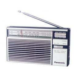 Panasonic Portable Radio R-218D
