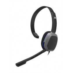 PDP Afterglow LVL1 Chat Headset For PS4