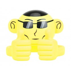 Promate Ape Wireless Bluetooth Speaker - Yellow