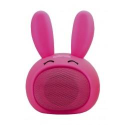Promate Bunny Mini High Definition Wireless Speaker - Pink 1