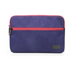 Promate Portfolio-S Lightweight Sleeve with Water Repellent Protective Fabric - Blue 3