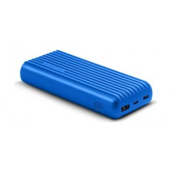 Promate Titan-20C 20000mAh High-Capacity Power Bank - Blue 1