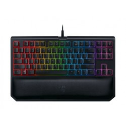 Razer Blackwidow TE Chroma V2 Keyboard - Yellow Switch