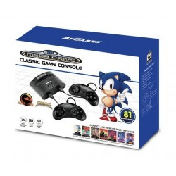 Sega Megadrive Classic Games Console with 81 Games