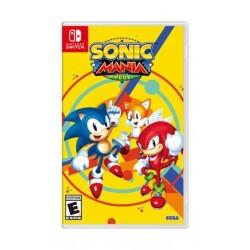 Sega Sonic Mania Plus: Nintendo Switch Game