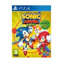 Sega Sonic Mania Plus: PlayStation 4 Game