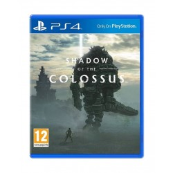 Shadow of The Colossus: PlayStation 4 Game