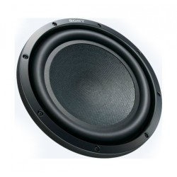 SONY 380W In Car Subwoofer (XS-GSW121) - Black