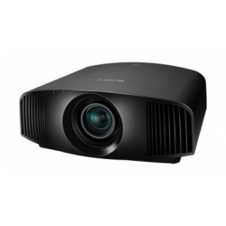 Sony 4K HDR Home Cinema Projector (VPL-VW360/B) - Black