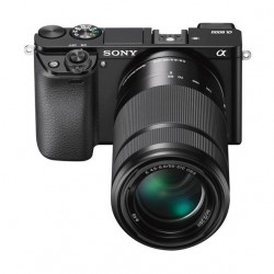 Sony A6000Y Digital Camera + 16-50mm + 55-210mm Lenses (Black)