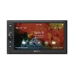 Sony Apple CarPlay Media Receiver with Bluetooth - XAV-AX1000