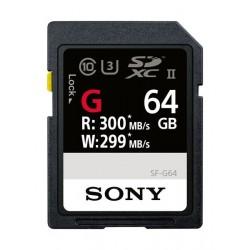 Sony SF-G Series UHS-II SDHC Memory Card - 64GB