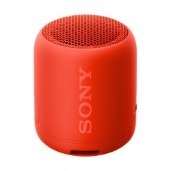 SONY SRS-XB12 Waterproof Bluetooth Speaker - Red 2