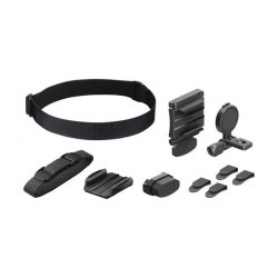 Sony Universal Headband Mount for Action Cam (BLT-UHM1) - Black
