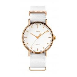 Timex Fairfield Women's Crystal Analog Watch - TW2R49100