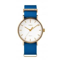 Timex Fairfield Women's Crystal Analog Watch - TW2R49300