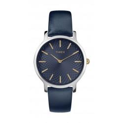 Timex Metropolitan 34mm Ladies Analog Watch - TW2R36300