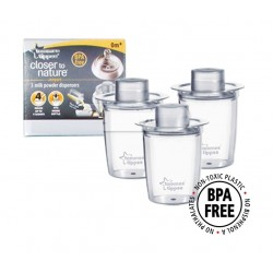 Tommee Tippee Closer Nature Milk Powder Dispenser - TT43136271