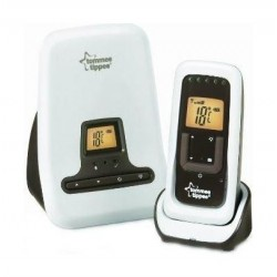 Tommee Tippee Digital Enhanced Cordless Technology Digital Monitor - TT44100010