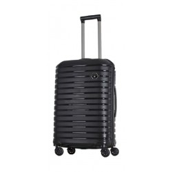 US POLO Legend Hard Trolley Luggage - Small/Black