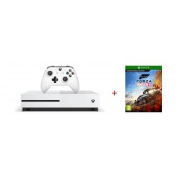 Xbox One S 1TB Gaming Console + Forza Horizon 4 Game
