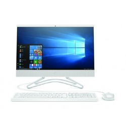 HP Core i3 4GB RAM 1TB HDD 21.5-inches All-in-One Desktop (22-C0016NE) - White