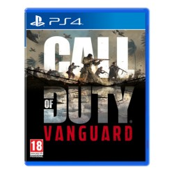 Call of Duty Vanguard PS4 playstation 4 Game cover