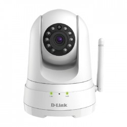 كاميرا فيديو لمراقبة الطفل يمكن تحريكها من دي لينك DCS-8525LH