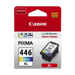 Canon CL-446XL Ink Cartridge For Inkjet Printing - 1