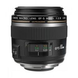 CanonEF-S 60mm f/2.8 Macro USM Lens
