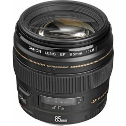 Canon EF 85mm f/1.2L II USM - Main