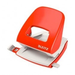 Leitz Office Punching Machine (5008-00-25) - Red