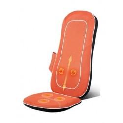 كرسي التدليك للسيارة آي رست (D261) - برتقالي