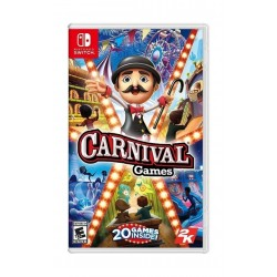 Carnival Games - Nintendo Switch Game