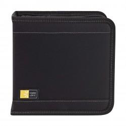 Case Logic CDW-32 32 Capacity Classic CD Wallet - Black