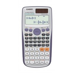 Casio 252 Functions Scientific Calculator (FX-991ES PLUS) - Grey