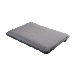 Gecko Universal Zipper Sleeve 15'' Laptop Cover - Grey
