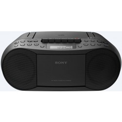 Sony 1.7W  CD Cassette Boombox With Radio (CFD-S70/BC)